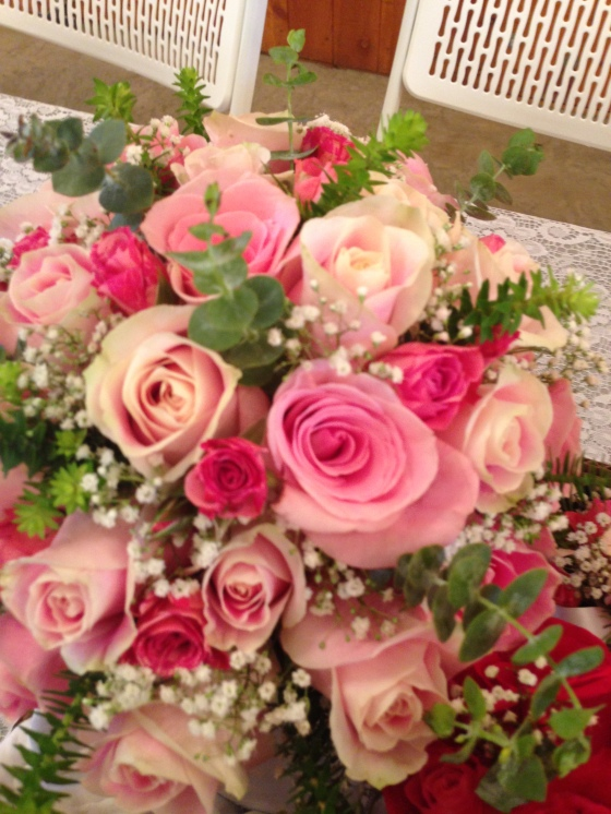 the lovely bouquets